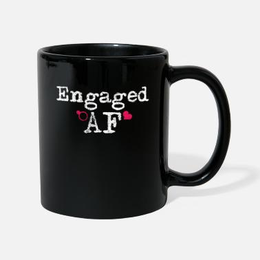 Engagement Engaged - Full Colour Mug