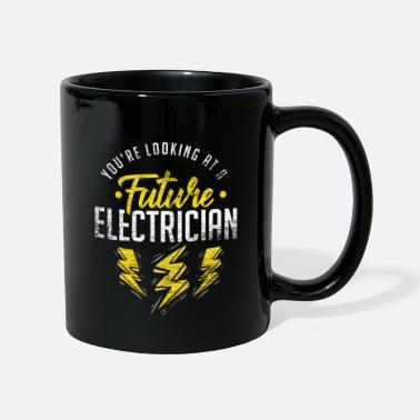 Electrical Engineering Electrician training - Full Colour Mug