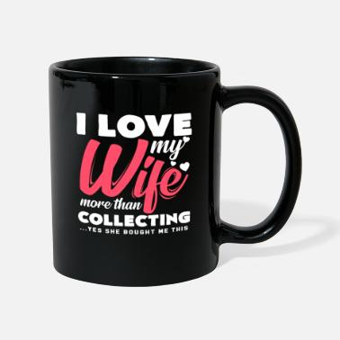 Collections Collecting - Full Colour Mug
