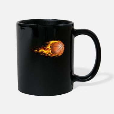Panier basket-ball - Mug uni