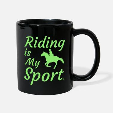 Sports Riding è il mio sport - Tazza