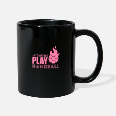 Handball Player Handball player Handball player Handball player - Mug