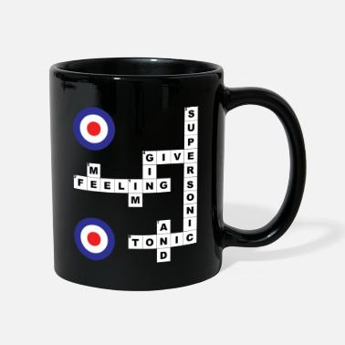 Supersonic Supersonic - Crossword - Mug