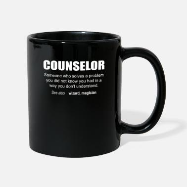 Description Counselor Description - Mug