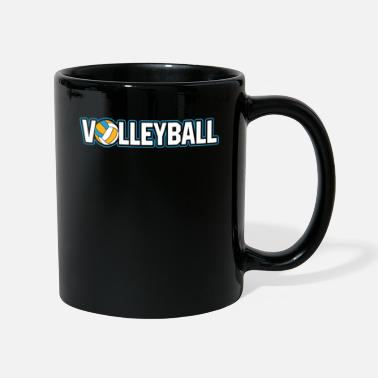 Volley Volleyball Ball - Tasse