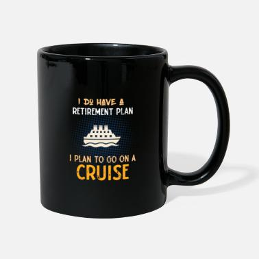 Cruise Boat cruise Cruise pension - Mug