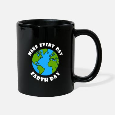 earth day Earth conservation protects the environment 2 - Mug