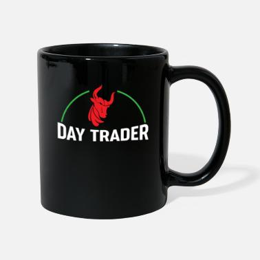 Tradition Day Trader Chemise de stock Trader - Mug