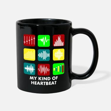 Sound technician audio technician music - Mug