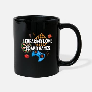 Board Game Board game board game chess lady gift - Mug