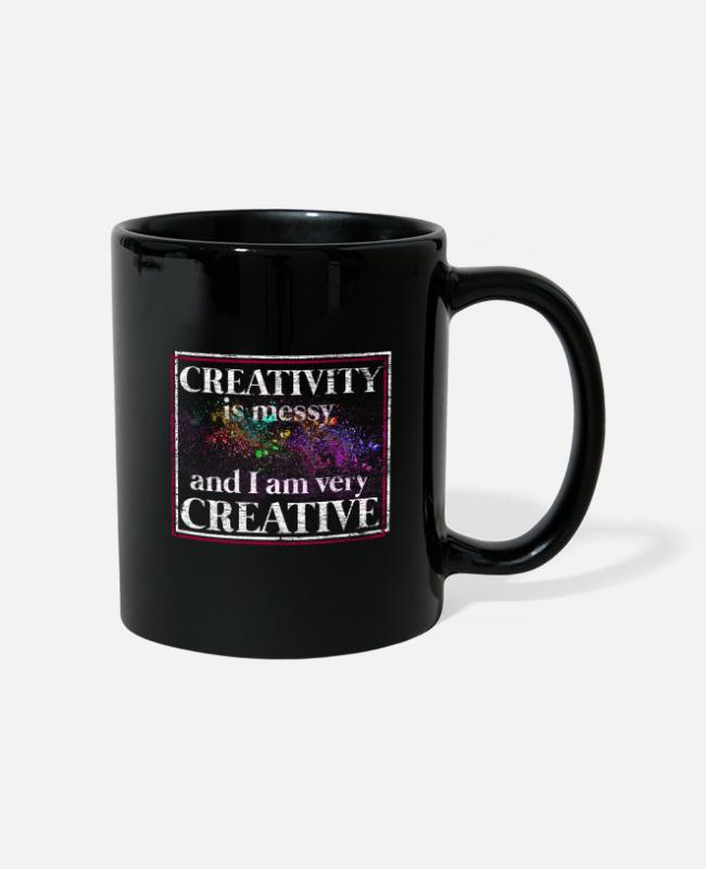 Artist Mugs & Drinkware - Artists - Mug black