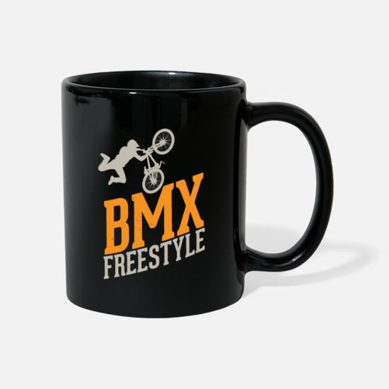 Freestyle Mugs et récipients - BMX Freestyle - Mug noir