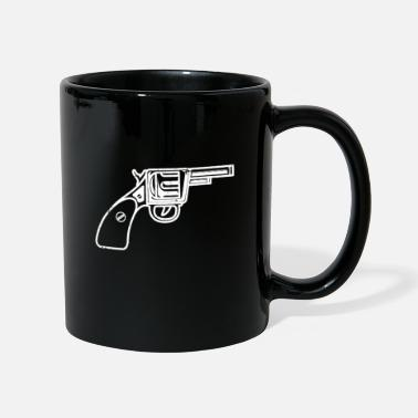 Handgun Pistol firearm handgun - Mug