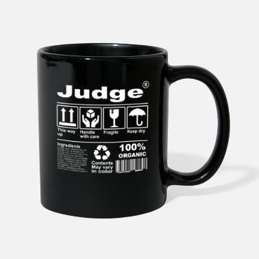 Juge Juge Description du produit T-Shirt - Mug