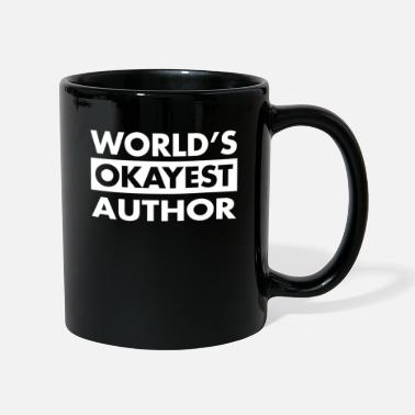 Writer FUNNY AUTHOR T-SHIRT - Kubek