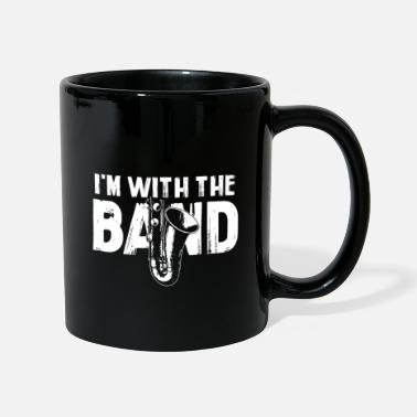 Band Bass clarinet musician - Mug