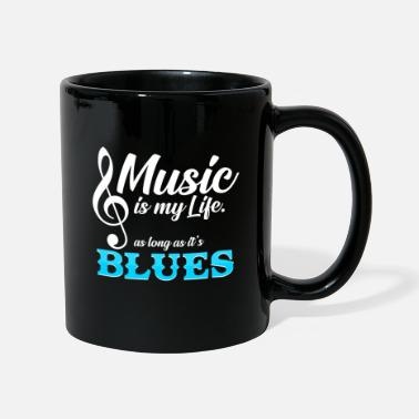 Blues Musiikki on elämäni Blues Music Blues Gift - Muki