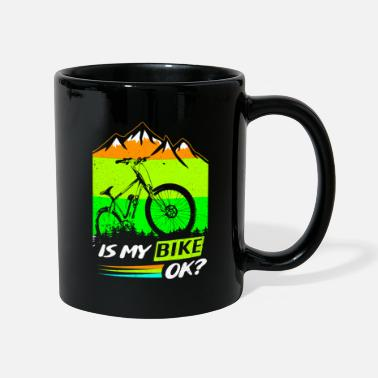 Vintage bicycle - Mug
