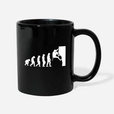 Fitness Evolution climbing - Mug