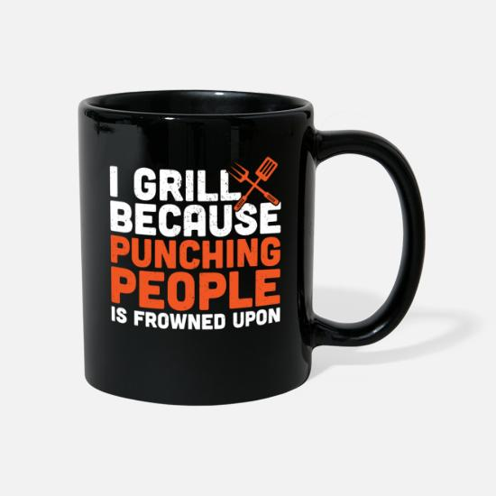 Bbq Mugs & Drinkware - 0 - Mug black