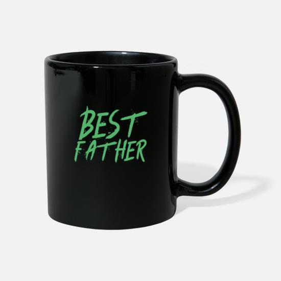 Best Dad Mugs & Drinkware - Best dad - Mug black