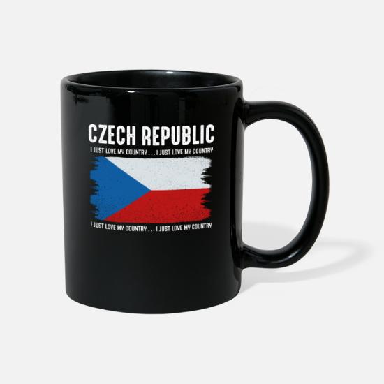 Czech Republic Mugs & Drinkware - Czech Republic - Mug black
