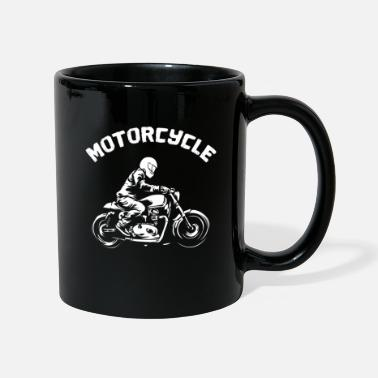 Motocycle Motorcycle Motocycle motorcycle rider - Mug