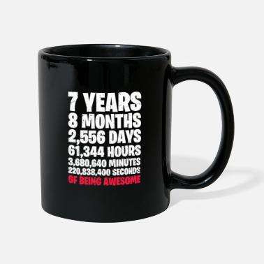 7th 7th birthday - Mug