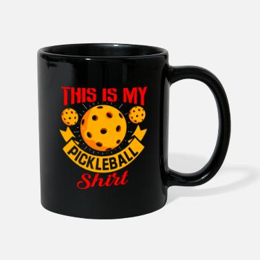 Bâton Pickleball Ball Sport Idée Cadeau Grand-mère Sénior - Mug