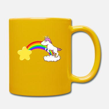 Rainbow Unicorn Unicorn Rainbow Unicorn Rainbow - Mug