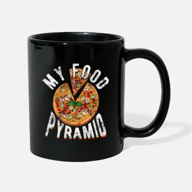 Rapide pizza - Mug
