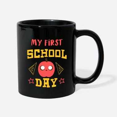 School School enrollment - First day of school - First school day - - Mug