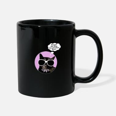 Superstition Superstition black tomcat King - Mug