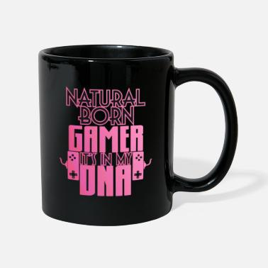Gamer Chemise de jeu Gamer Natural Born - Mug