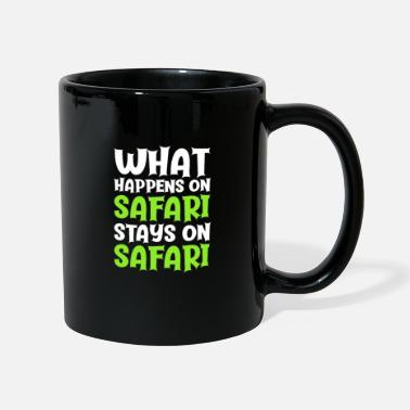 Zèbre safari - Mug