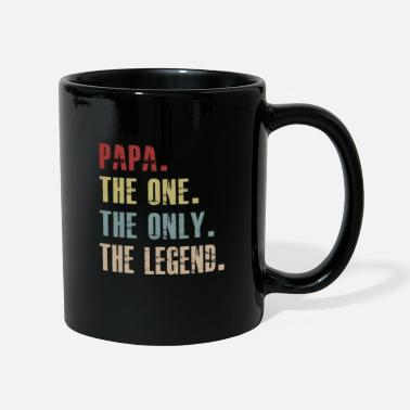 PAPA The One The Only The Legend Padri d'epoca - Tazza