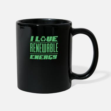 Renewable Energy Renewable energy - Mug