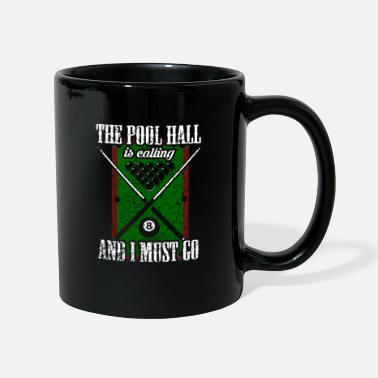 Pool Pool Billiards Pool Billiards - Mug