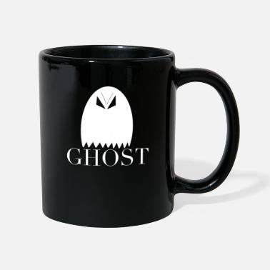 Devilish Ghost Ghost Creepy Evil Horror Gift Idea - Mug