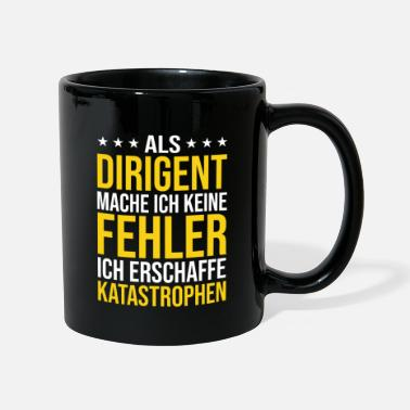 Dirigent Rod Conductor Choirmaster Choir Funny saying Gift - Mug