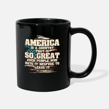 Independence Day USA America American Independence Day - Mug