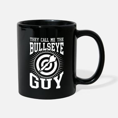 Shanghai They call me the bullseye guy - Mug