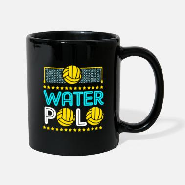 Volley Water Polo Team Player Swimming Water Sports - Mug