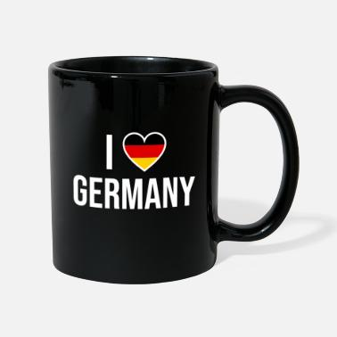 I love Germany I love Germany - Mug