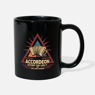 Conductor accordeon - Mug