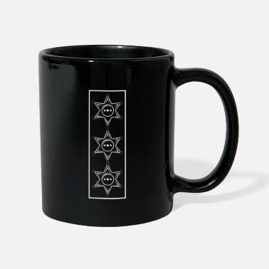 Sister Texas Badge Art Design Country Gift Ideas - Mug