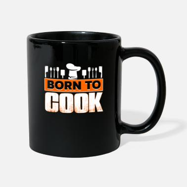 To Cook Cooking chef cook - Mug
