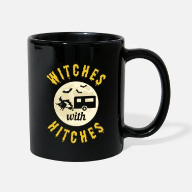 31. Oktober Witches with Hitches - Tasse