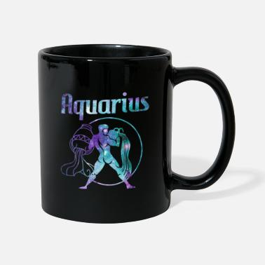 Aquarius Zodiac Aquarius Aquarius - Mug