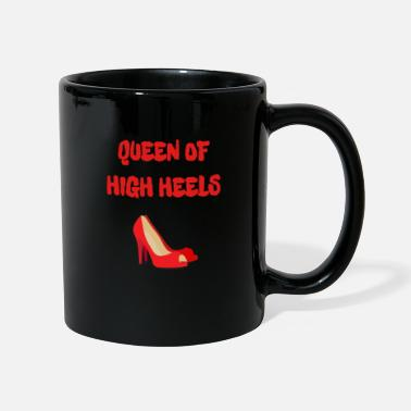 Buty Na Wysokich Obcasach Queen of High Shoes, High Heels Queen, Shoes - Kubek